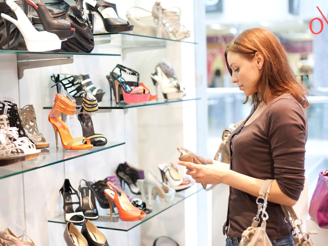 как продавать обувь через интернет
