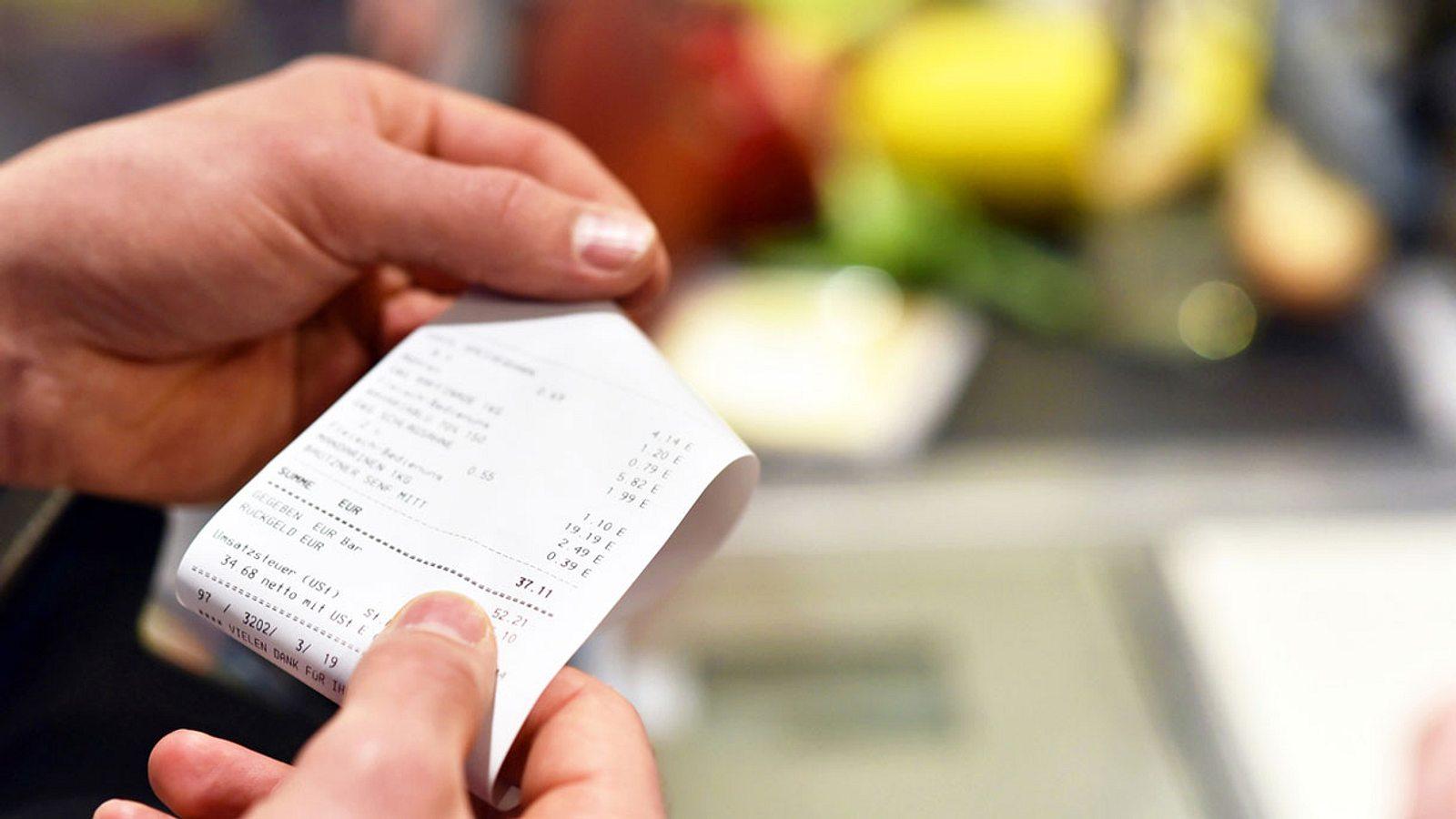 товарный чек как заполнить образец