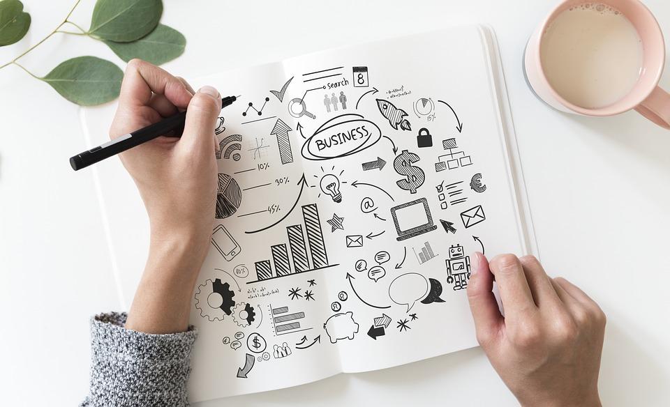 стратегия развития компании пример
