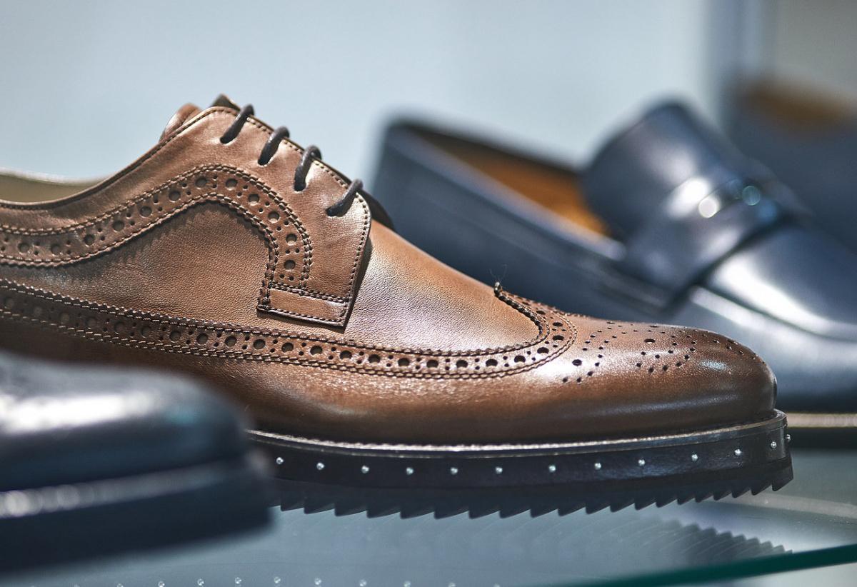 чипирование обуви