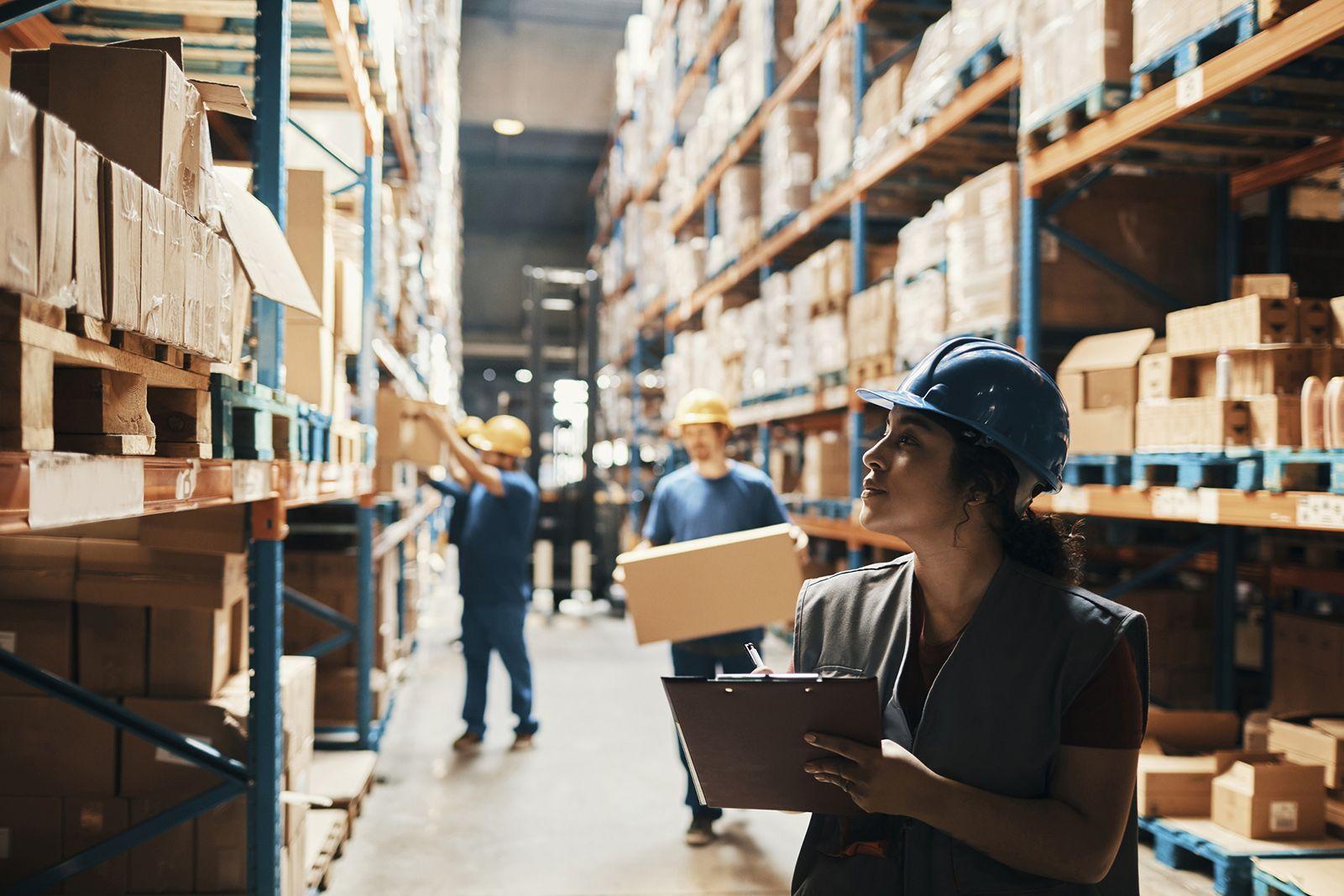 документооборот на складе
