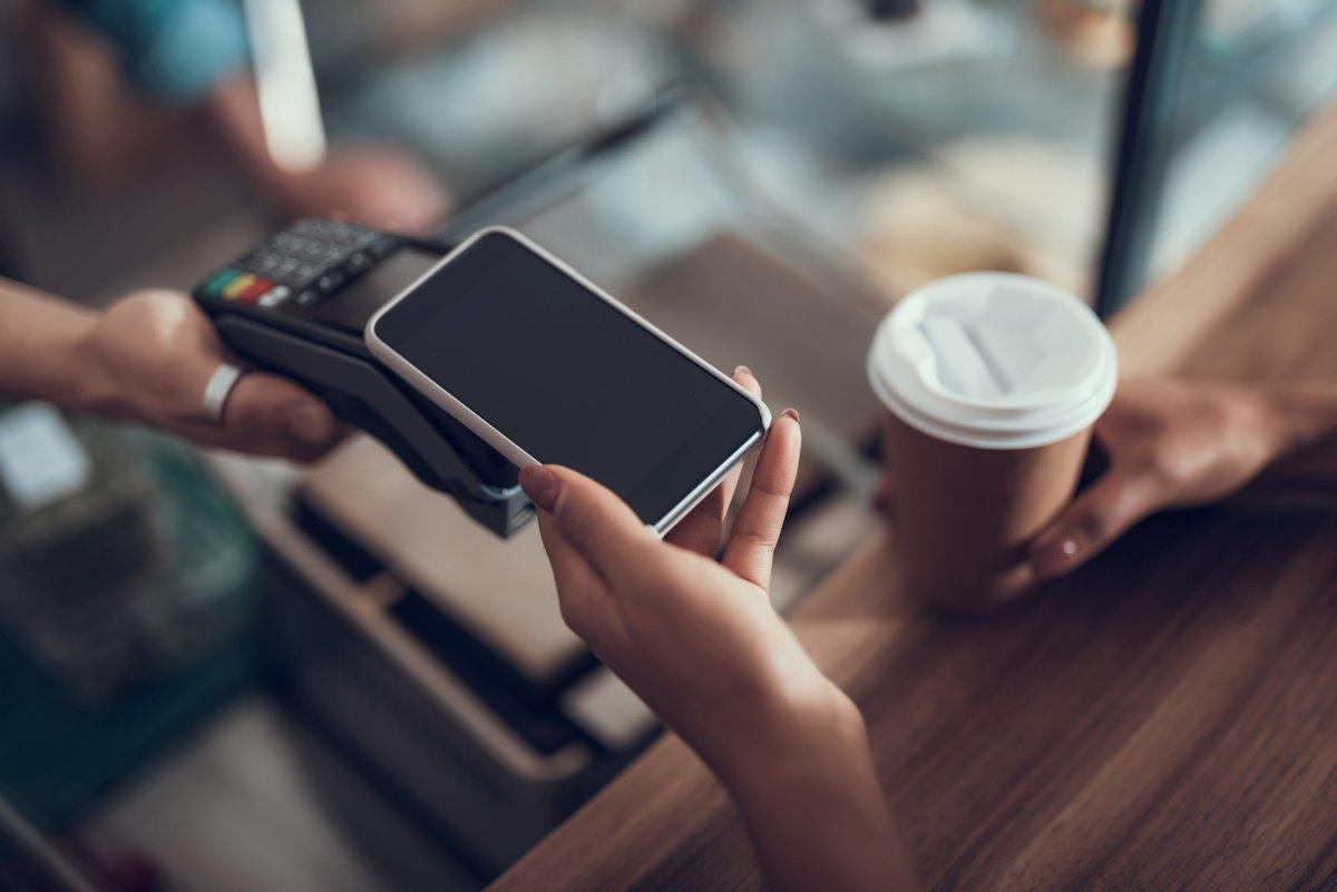 технология бесконтактной оплаты