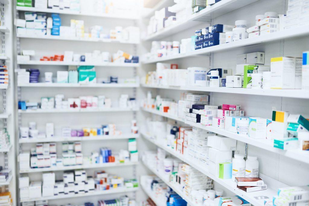 инвентаризация товарно материальных ценностей в аптеке
