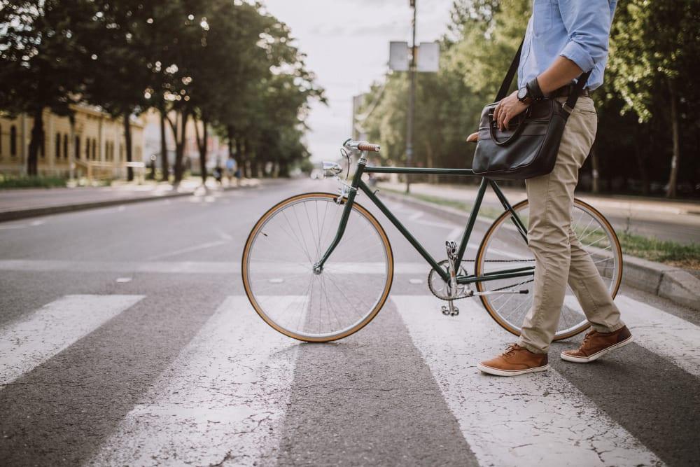 чипирование велосипедов