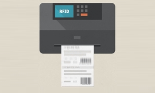Печать на принтер при помощи Wonderfid™ Label